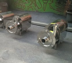 Stainless Steel 316l/304 Sanipure Sanitary Centrifugal Pumps, SWSCP1HP, 30000lph
