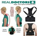 Real doctor posture belt