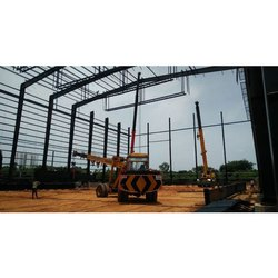 Prefabricated Metal Building Structure