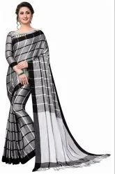 Designer Heavy Cotton Saree