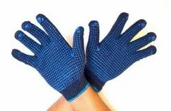 Safety Gloves Dotted Hand Gloves