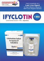 Colistimethate Sodium 1 MIU.