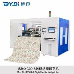 Textile Digital Direct Fabric Printing Machine