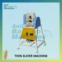 Bamboo Thin Sliver Making Machine