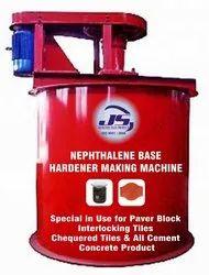 Nephthalene Base Hardener Making Machine