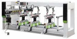 4 LINE MULTI BORING MACHINE