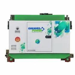 Greaves Diesel Generator - Cotton Dg Set