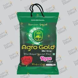 Rice Packaging Bag With Dori
