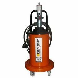 Air Operated Grease Lubrication Pump