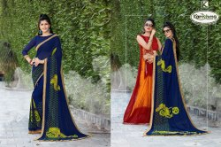 Printed Weightless Saree - Hi-Favour-02