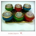 Fancy Diwali Diya