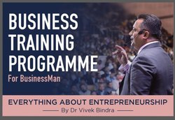 Dr Vivek Bindra Leadership Development Program Everything About Entrepreneurship