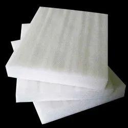 White Extruded Plain EPE Foam