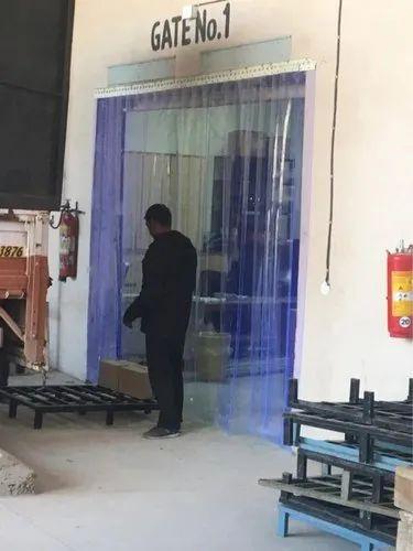 PVC Strips Curtain