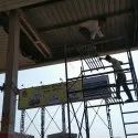 Petrol Pump Canopy Ceiling Works