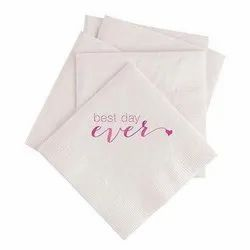 White Printed Tissue Paper, GSM: 80 - 120, Packaging Type: Packet