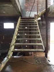 Mild Steel Staircases