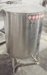 Stainless Steel Silver SS RO Water Tank