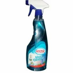 Hyzic Glass Cleaner, Packaging Type: Bottle