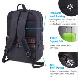 chargig backack bag