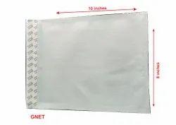 Self Seal Cloth Envelope Gnet 10 Inch x 8 Inch