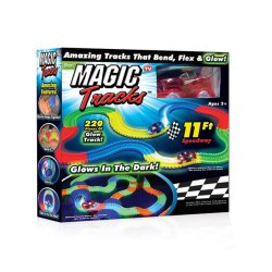 Manvik Enterprises INDOOR Magic Tracks Set, Size/Dimension: 11 Ft