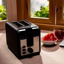 ELECTRIC TOASTER BREADMAKER WITH CLEANING TRAY, Number of Bread Slots: 2