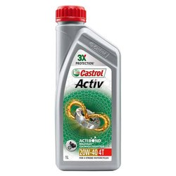 Castrol Bike Engine Oil