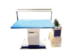 GEI Blue Vacuum Ironing Table