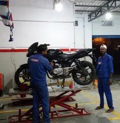 Pulsar Motor Cycle Repair Service