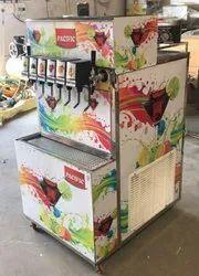 Pacific Mobile Soda Vending Machine