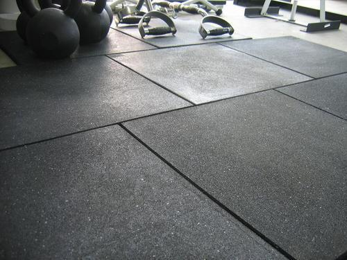 Synthetic,Rubber and PVC Synthetic Gym Flooring Services, For Indoor Gym