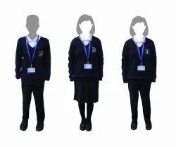 Winter Cotton School Uniform