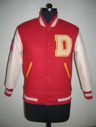 Modern Varsity Jacket