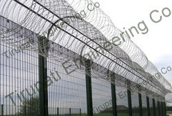 Smart Security Fences