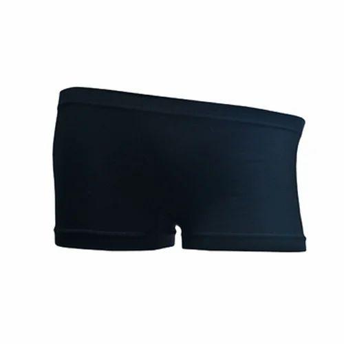 7c26659635 Ladies Cotton Black Plain Shorts, Rs 525 /piece, Fabzia India Retail ...