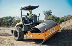 CASE 1107 EX 11030 kg 100 HP Soil Compactor, Frequency: 31/ 34 Hz