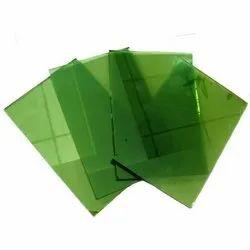 Green Plain Reflective Float Glass