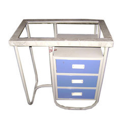 Rectangular MS Office Table, Storage/Drawers: Yes