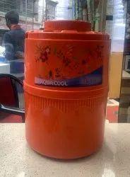 Plastic 15 Liters Water Jar