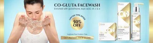 Co-Gluta Facewash
