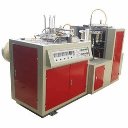 Tea-Coffee Paper Cup Making Machine