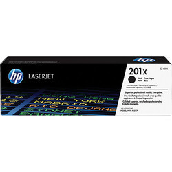 HP 201X Black Original LaserJet Toner Cartridge