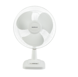 Havells White Velocity Neo HS Table Fan