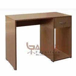 Modern Brown Office Table, Warranty: 1 Year
