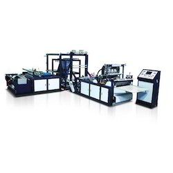 Automatic And Semi-Automatic Non Woven Bag Making Machine, 40-60 And 60-80
