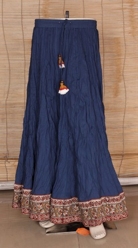 761d8eff5 Ladies Long Skirt - Traditional Block Printed Cotton Skirt Manufacturer  from Jaipur