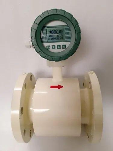 Battery Operated Digital Flow Meter