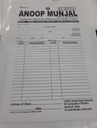 Paper & Plastic Advocate Envelope / Files for Office