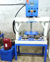 Hydraulic Manual Paper Dish Machine